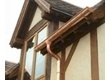 Copper guttering