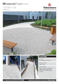 concrete pavers circle