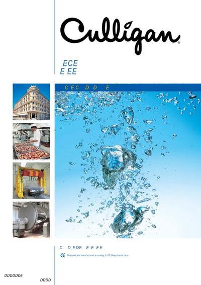 Hi Flo 3e Water Softener Culligan Esi Building Services