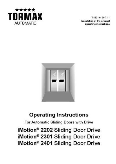 imotion 2301 automatic sliding door drive tormax united kingdom rh buildingdesignindex co uk tormax wiring diagram tormax imotion 1301 wiring diagram