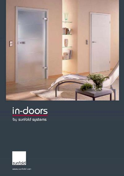 Interior Doors Brochure & Interior panelled doors | Sunfold Systems | ESI Building Design