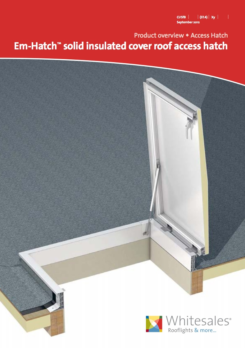 Em Hatch Access Hatch Whitesales 174 Rooflights And