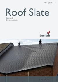 Diamond Retro Style Fibre Cement Roof Slates Cembrit Esi Building Design