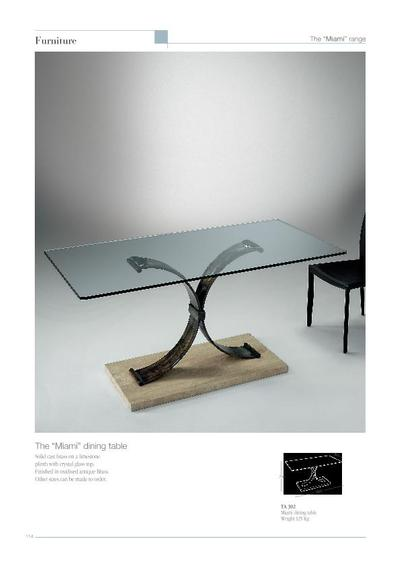dining table miami dining table best modern dining tables in modern miami furniture store