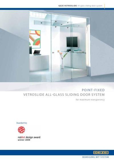 geze automatic sliding door installation manual