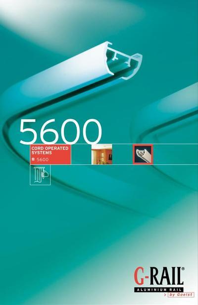 G Rail 5600 Cord Operated Curtain Rail Goelst Uk Esi