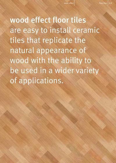 Park Er Wood Effect Flooring Porcelanosa Group Esi