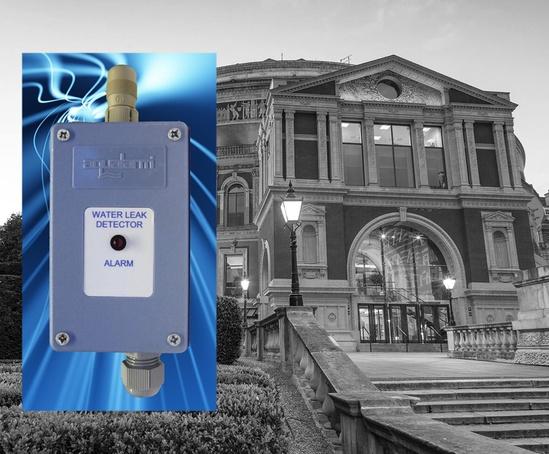 JAM water leak detection design, manufacture, install
