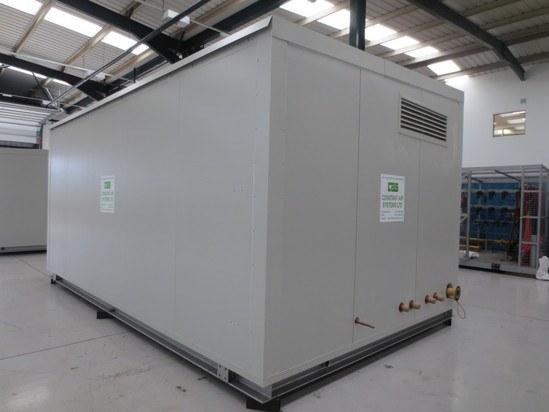 Boiler PPR Manufactured At CAS Premise