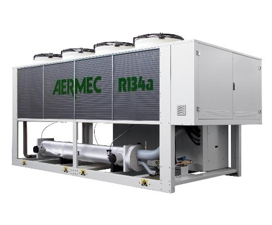 Ns Air To Water Chiller Aermec Uk Esi Building Services