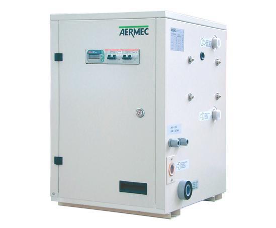 Venice water cooled reversible heat pump unit