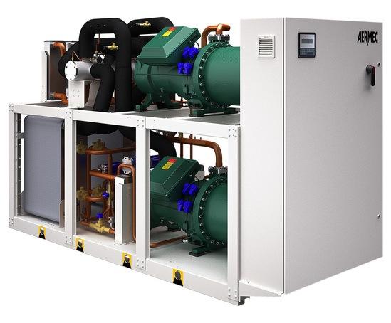 WSH water-water heat pump