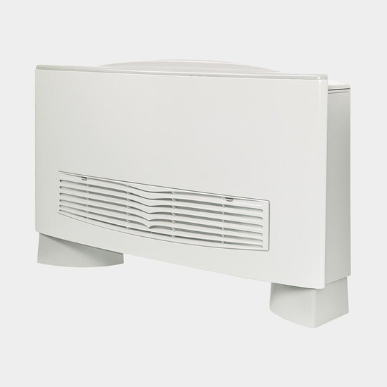 Omnia HL fan coil unit for floor or ceiling mounting