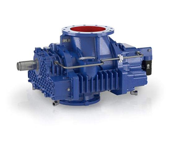 Rotary Lobe Compressor Stage Delta Hybrid D 98 V