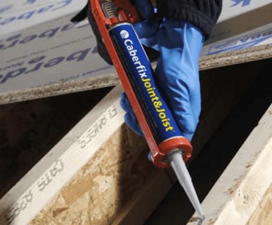 Caberfix Joint&Joist PU adhesive and sealant