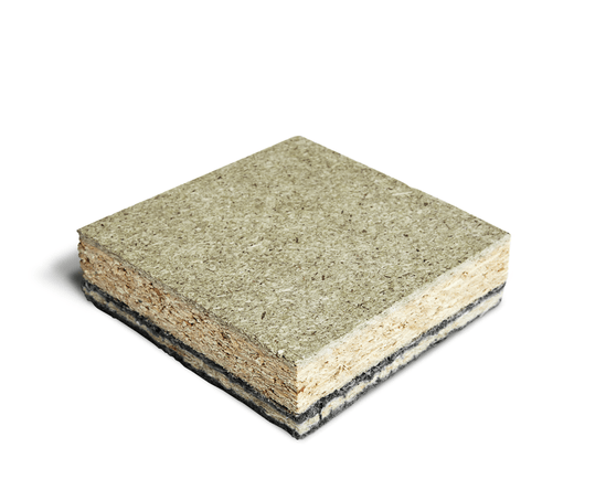 CaberAcoustic flooring available in 28 and 32mm