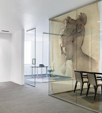 Custom Printed Window Graphics Tektura Esi Building Design
