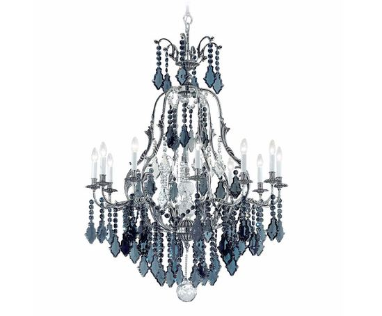 Belgravia lead crystal chandelier