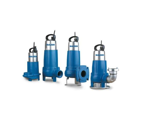 ABS MF 154-804 light wastewater pumps