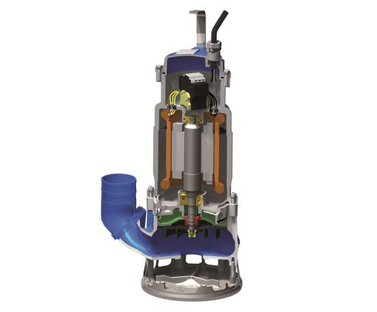 JS 24 submersible sludge pump