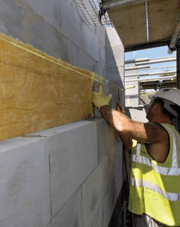 Celcon Thin-Joint system for aircrete blockwork | H+H UK