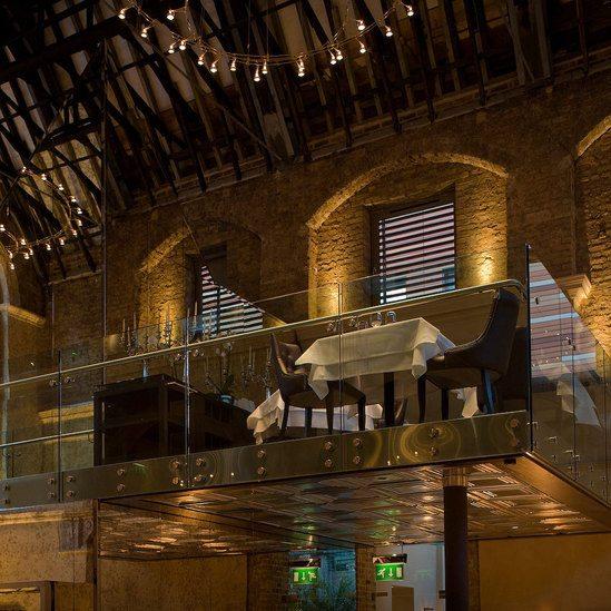 Restaurant furniture galvin la chapelle london hill