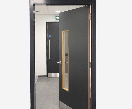 Nationframe ST steel wrap-around door frame