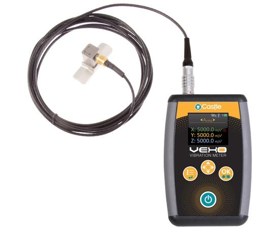 GA2006H Vexo tri-axial hand arm vibration meter