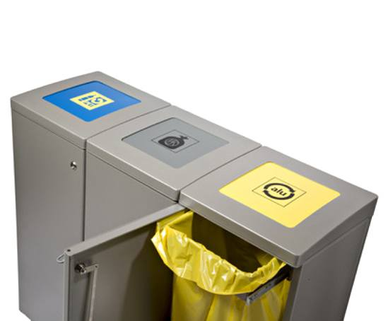 Lune Vario recycling bin