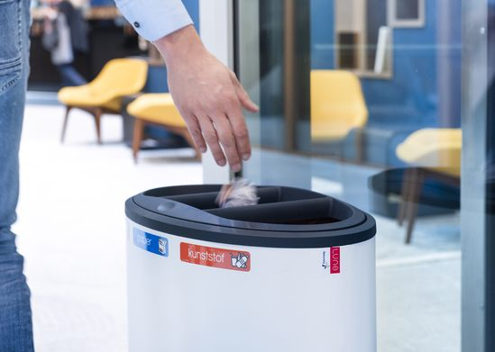 Binc recycling bin