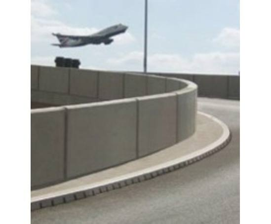 Surface water drainage systems t5 heathrow airport aco for Surface drainage system