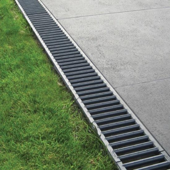 Aco raindrain domestic drainage aco water management for Domestic drainage system layout