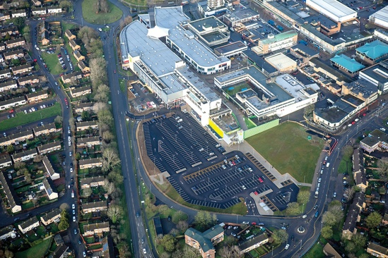Regeneration of Corby town centre
