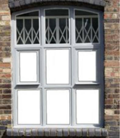 White window film solid colour 4200