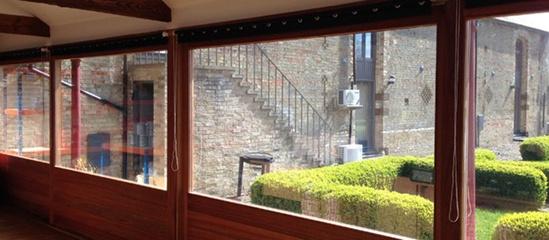 Solar control window films - glare reduction
