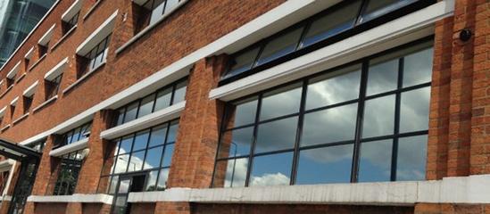 Heat protection window film
