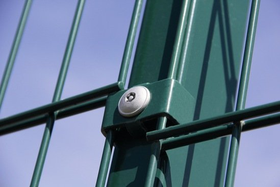 Dulok Lite Double Wire Flat Panel Fencing System Cld