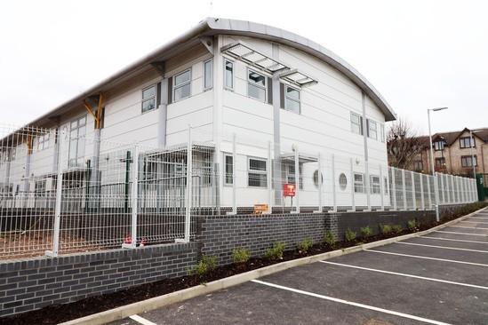 Exempla Fencing, Garfield Primary School