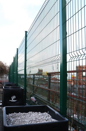 Fencesafe Eclipse Temporary Fencing Profiled Cld