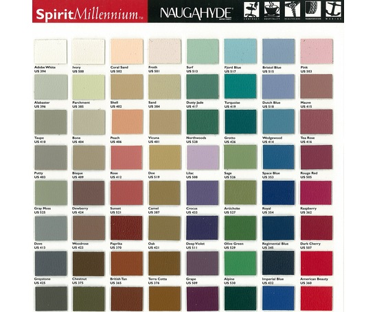 Naugahyde Spirit Millenium Contract Fabric Abbey Fabrics