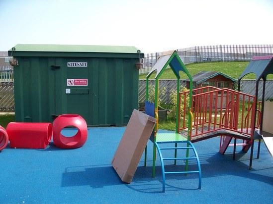 Vandal Resistant  playground store