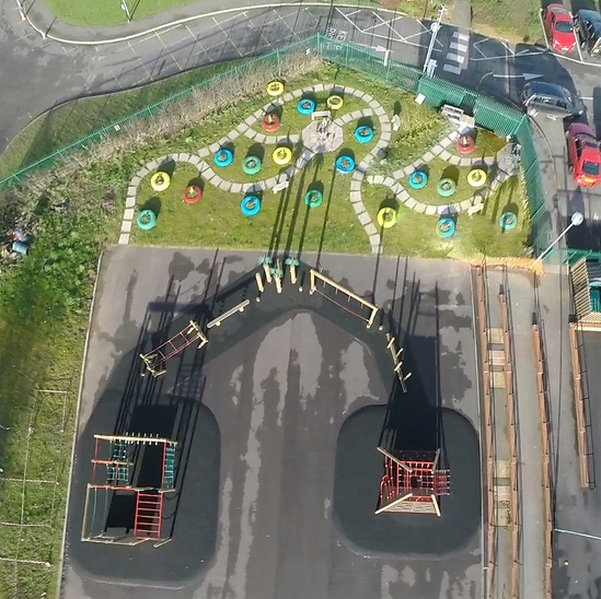 Toot Hill School: Play Scheme Provides New Look For Key Stage 2 School