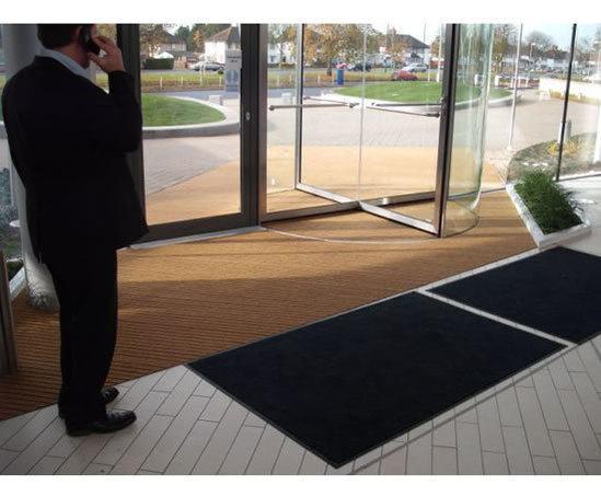 Colortread CT 022 brush polypropylene entrance matting