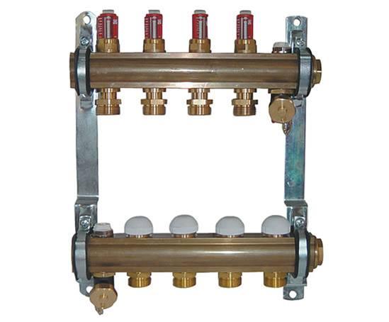 Manifold top meter