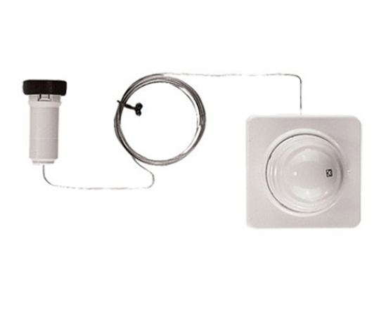 Herz-Thermostat with remote adjustment