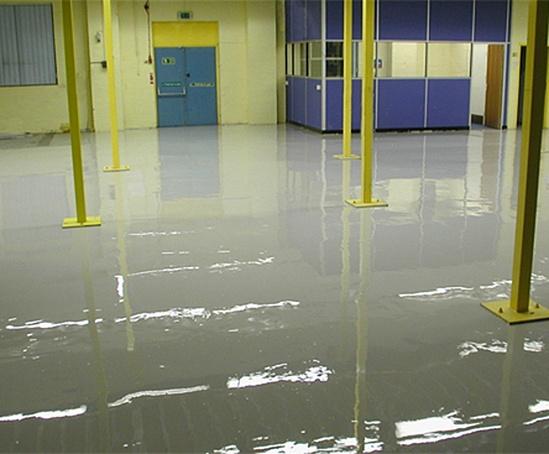 Addaflor resin flooring