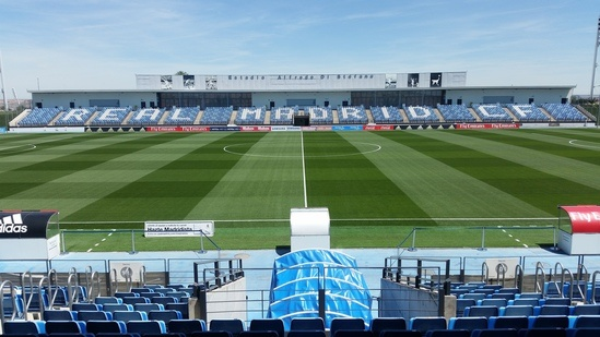 HERO Hybrid Grass at Real Madrid CF