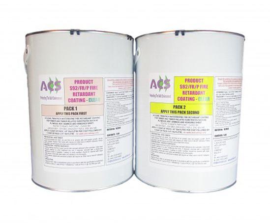 ACS S92FRP Fire retardant paint