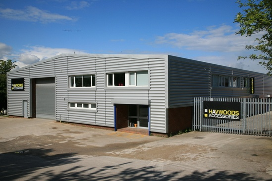 Havwoods Accessories Head Office, Walton Summit Centre