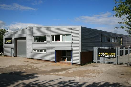 Havwoods Accessories Head Office, Walton Summit Centre
